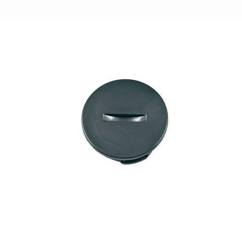 Klick zeigt Details von Verschlusskappe für Bodenbürste Dyson 922241-01 Original für Staubsauger