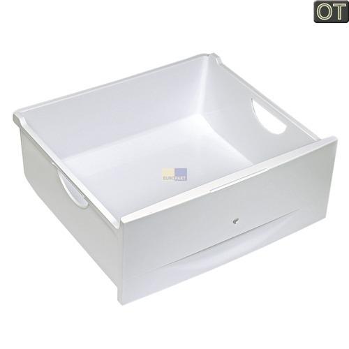 Klick zeigt Details von Kühlschrank Gefrierschrank Gefrier Schublade Behälter 9791078 Liebherr