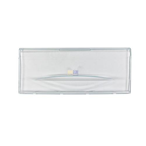 Schubladenblende vorne 455x185x27mm Liebherr 9791158 Original für Gefrierschublade