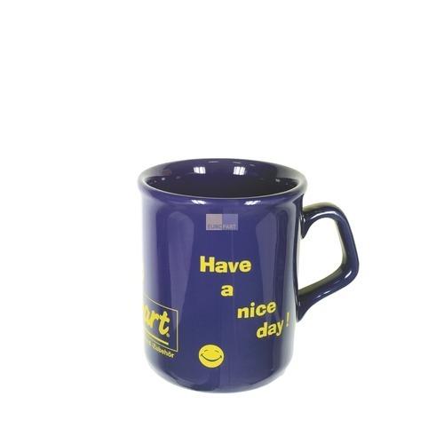 Klick zeigt Details von Tasse für Kaffee, Europart, blau