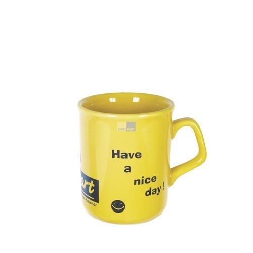 Klick zeigt Details von Tasse für Kaffee, Europart, gelb