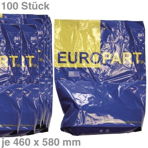 Klick zeigt Details von Einkaufstaschen groß, 100 Stück