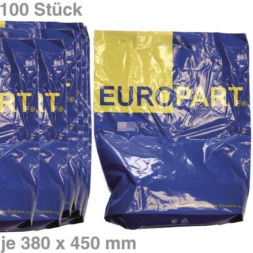 Klick zeigt Details von Einkaufstaschen klein 100Stück