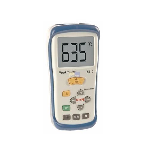 Klick zeigt Details von Digitalthermometer PT5110