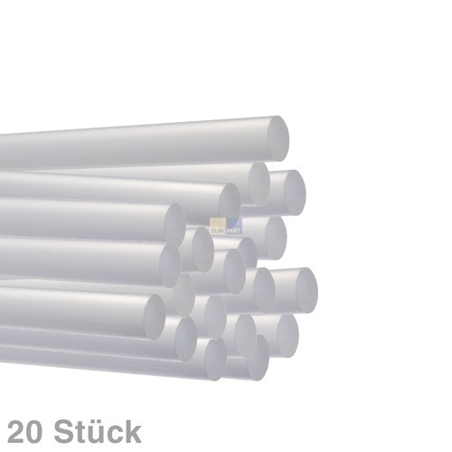 Klick zeigt Details von Klebesticks für Heißklebepistole, 20 Stück