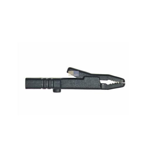 Klick zeigt Details von Abgreifklemme AK2S schwarz