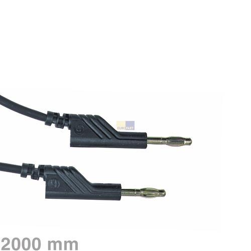 Klick zeigt Details von Messleitung MLN200/1 schwarz