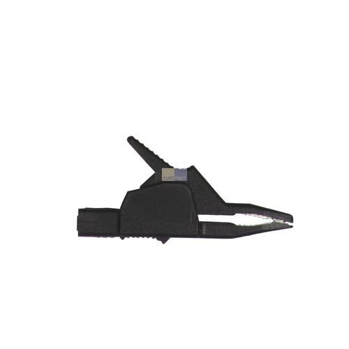 Klick zeigt Details von Abgreifklemme AK2B254 schwarz
