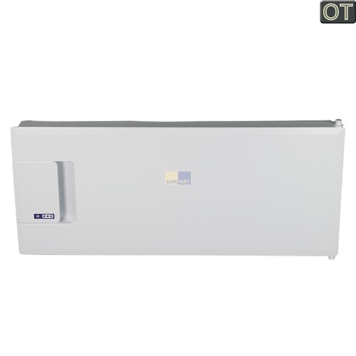 Klick zeigt Details von Gefrierfachtüre LIEBHERR 9877478 Innenraumtüre mit Dichtung Griff etc für Kühlschrank