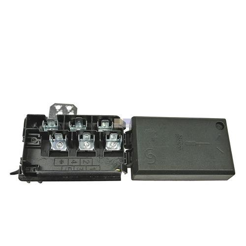 Klick zeigt Details von Netzanschlusskasten für Anschlusskabel, Indesit-Company/Ariston/Hotpoint/Scholtes.. C00082512.