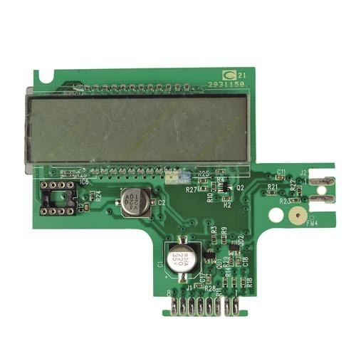 Klick zeigt Details von Elektronik Anzeigeelektronik mit Display Indesit C00084759 Waschmaschine Trockner