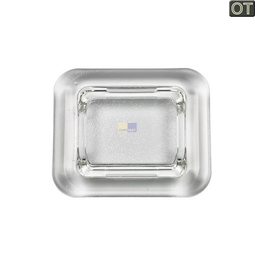lampenabdeckung 92x76mm glas ersatzteile zubeh r f r haushaltsger te. Black Bedroom Furniture Sets. Home Design Ideas