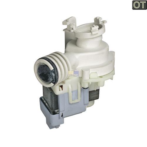 Klick zeigt Details von Ablaufpumpe mit Pumpenstutzen Ariston C00143766 Original