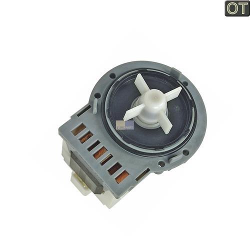 Klick zeigt Details von Ablaufpumpe Solo Universal Indesit C00144997 Laugenpumpe Pumpe Waschmaschine