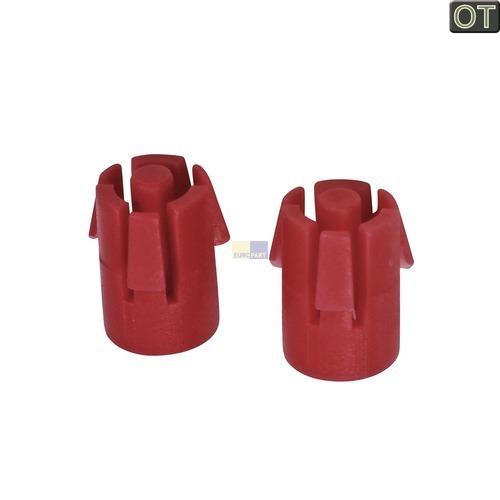 Klick zeigt Details von Fettfilter-Taste rot, 2 Stück