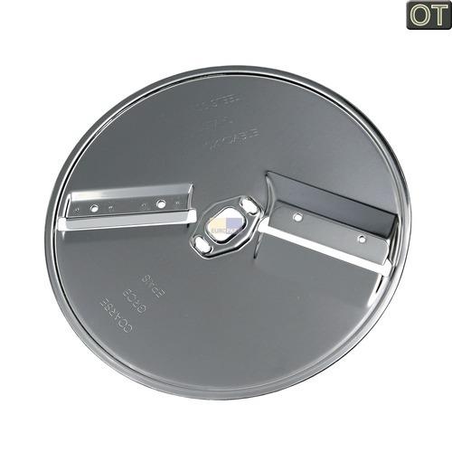 Klick zeigt Details von Schneidscheibe für Küchenmaschine  grob / fein, BOSCH 00083576 Original