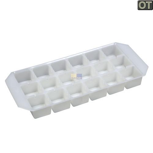 Klick zeigt Details von Eiswürfelschale Eisform Quader BOSCH 00106850 Original