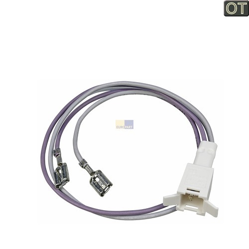 Klick zeigt Details von Kontrolllampe mit Kabel