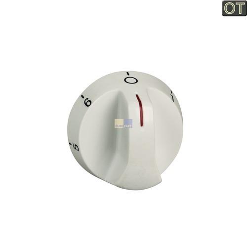 Klick zeigt Details von Knebel für Kochstelle Bosch 00166021 Original
