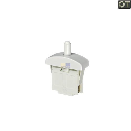 Klick zeigt Details von Kühlschrank Dunstabzugshaube Licht Tastenschalter 1-fach Bosch Siemens 169300