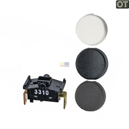 Klick zeigt Details von Tastenschalter Lichtschalter