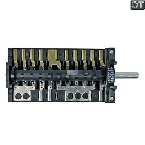 Klick zeigt Details von Backofenschalter B&S 3094/11A