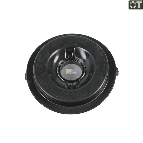 Klick zeigt Details von Deckel für Mixerbehälter, schwarz
