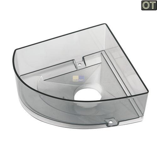 Klick zeigt Details von Bohnenbehälter