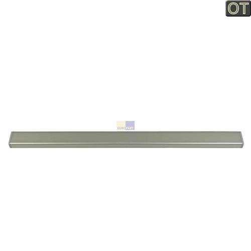 Klick zeigt Details von Flachschirmhaube Dunstabzugshaube Griffleiste Metall Bosch Siemens Neff 299984