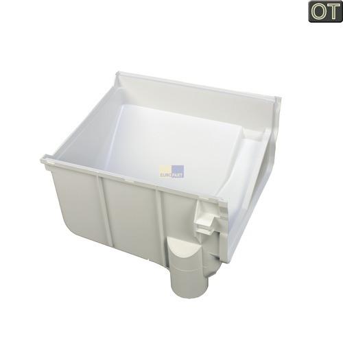Klick zeigt Details von Einspülschalenunterteil Bosch Siemens 354122 Waschmittelzugabe Waschmaschine
