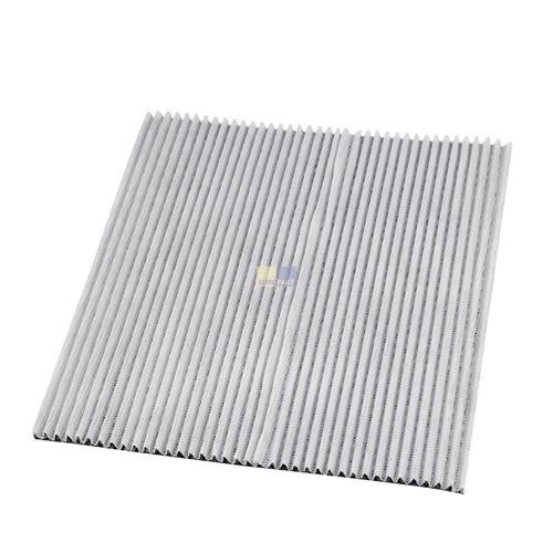 Klick zeigt Details von Filtermatte Hygienefilter mobile Klimageräte Bosch Siemens 00367327 Filter Matte