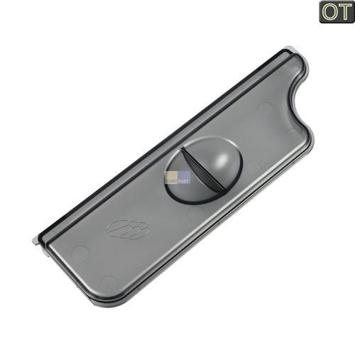 Klick zeigt Details von Bohnenbehälterdeckel transparent, Aromaschutz