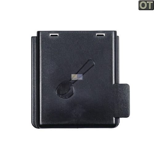 Klick zeigt Details von Pulverschachtdeckel schwarz