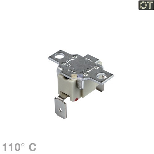 Klick zeigt Details von Temperaturbegrenzer 110°C
