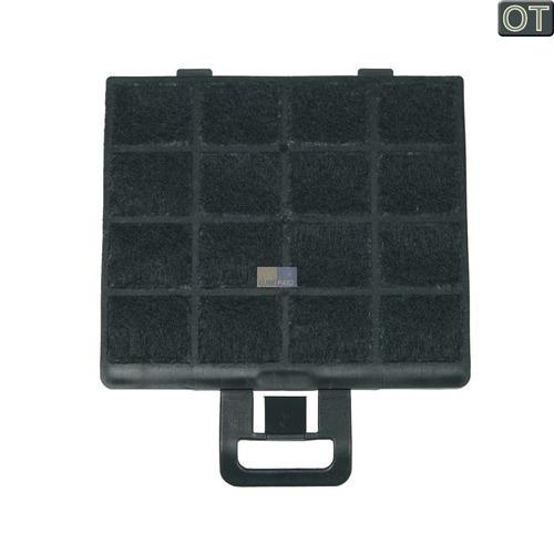 Klick zeigt Details von Filter Abluftfilter Kassette Bosch Siemens 00426967 Geruchsfilter für Staubsauger Motor