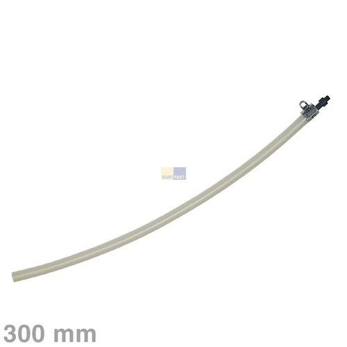 Klick zeigt Details von Schlauch 4x7mmØ 300mm, BSH-Gruppe/Bosch/Siemens/Gaggenau 00427988.