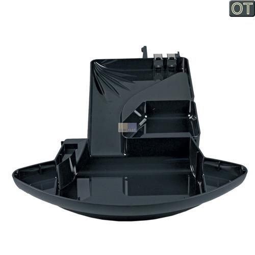 Klick zeigt Details von Abtropfschale schwarzgrau Bosch 00435134 Tropfschale für Kaffeeautomat