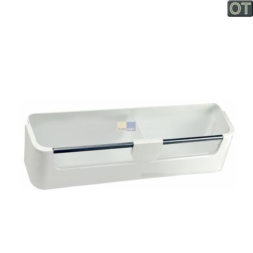Klick zeigt Details von Abstellfach BOSCH 00447359 Flaschenabsteller 427x100mm für Kühlschranktüre