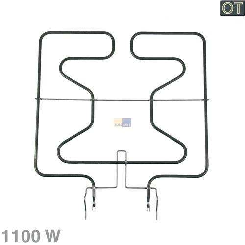 Heizelement Unterhitze 1100W 230V