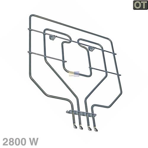 Klick zeigt Details von Oberhitze 2800W / 230V, BSH 00471375