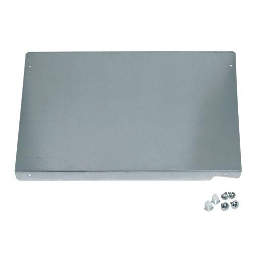 Geräteabdeckblech Unterbauzubehör CZ20340 für Waschmaschine