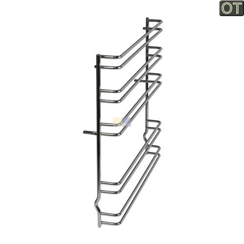 Klick zeigt Details von Haltegitter für Backbleche und Roste rechts / links