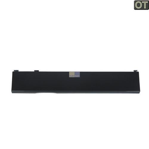 Klick zeigt Details von Bohnenbehälterdeckel schwarzgrau