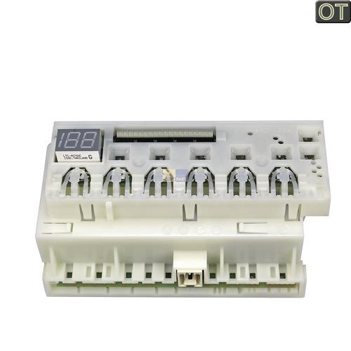 Klick zeigt Details von Elektronik Steuerung