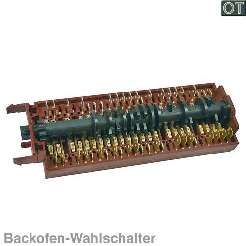 Klick zeigt Details von Backofenschalter B&S 501014/1
