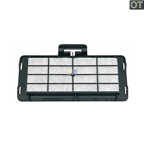 Klick zeigt Details von Filter Abluftfilter Filterkassette Bosch Siemens 00497583 Geruchsfilter für Staubsauger