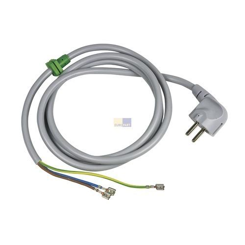Klick zeigt Details von Kabel Anschlusskabel BOSCH 00497724 Original 1,75m für Trockner