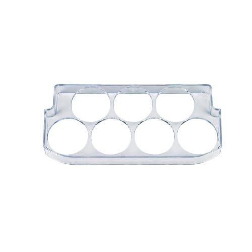 Klick zeigt Details von Eiereinsatz für die Kühlschranktüre 195x90mm transparent
