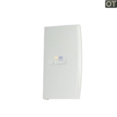 Klick zeigt Details von Türgriff für Gefrierfach, BSH-Gruppe/Bosch/Siemens.. 00602643.