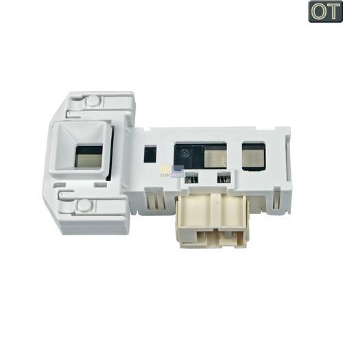 Klick zeigt Details von ORIGINAL Türverriegelung Türschloss Bosch 00606817 606817 ROLD DA070-1 Schloss Waschmaschine Relais